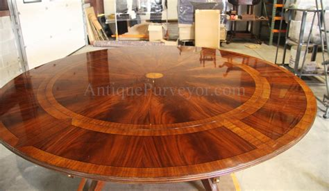 Perimeter Table Dining Table With Perimeter Leaves