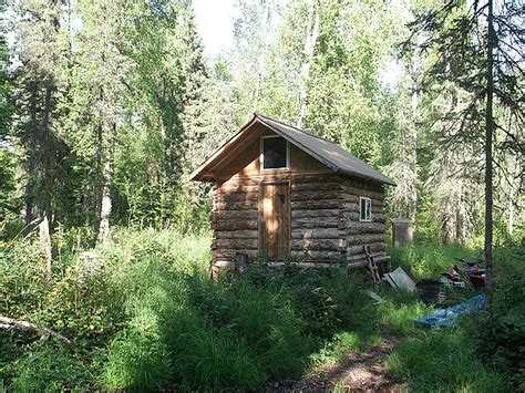D Log Cabin by Simple D Log Cabin
