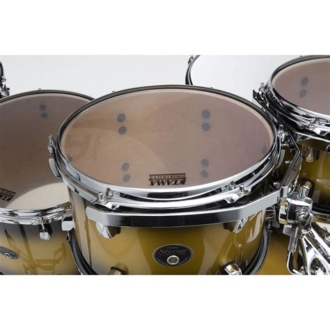 gold drum tama silverstar 22 quot vintage gold duco 171 drum kit