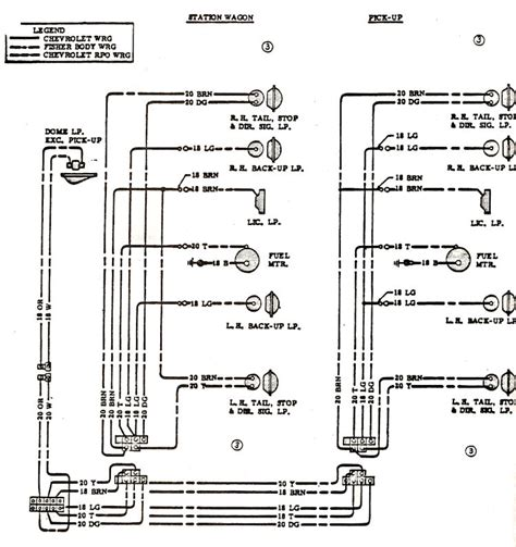 1968 chevy chevelle wiring diagram 1968 chevelle ignition