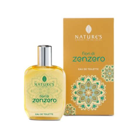 fiori perfume fiori di zenzero nature s perfume a fragrance for