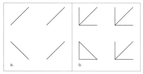 pattern recall test pattern perception