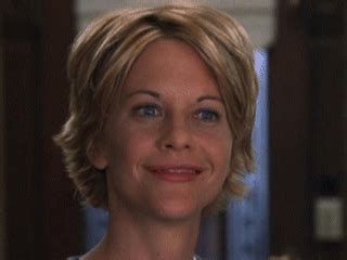 meg ryans hairstyle inthe youv got mail meg ryan in you ve got mail cute haircut just my style