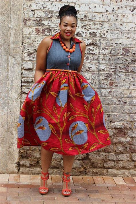 big gals rock ankara buba pix fabulous ankara plus size dresses to rock this weekend