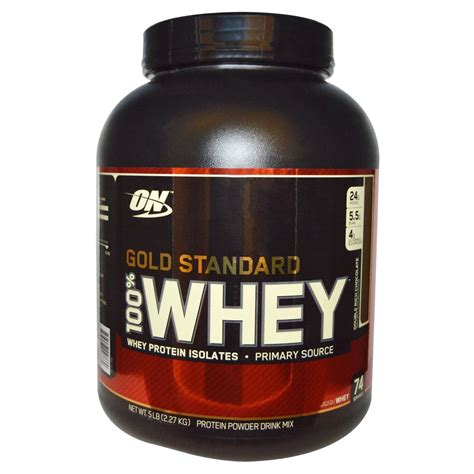On Whey Gold Standard 10lbs optimum nutrition 100 whey gold standard rich chocolate 5 lbs 2 27 kg iherb