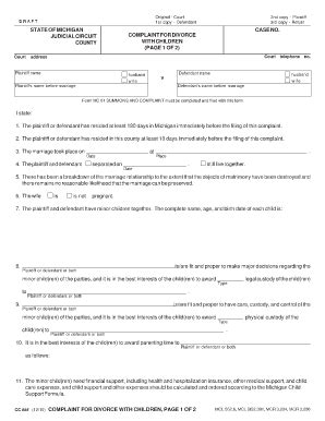 fake legally divorce papers pdf fill online printable