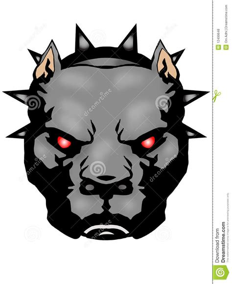 Pet Friendly House Plans angry pitbull head royalty free stock photos image 12499648