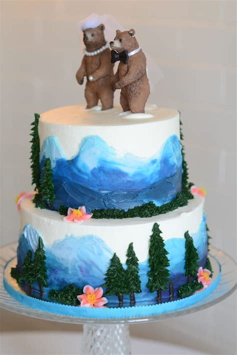 Wedding Cake Mountain by Cakeheads Bakery In Englewood Cakeheads Bakery 82