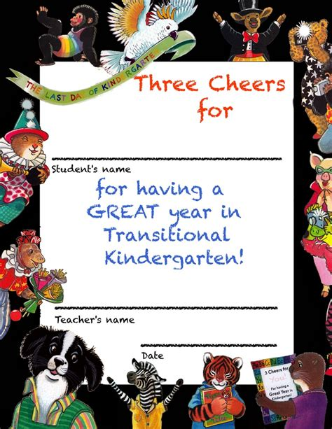themes for transitional kindergarten transitional kindergarten certificate all about