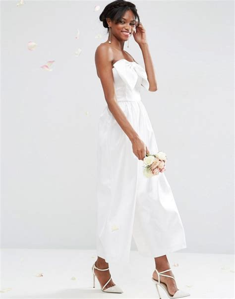 Wedding Jumpsuits by Bridal Jumpsuits And White Jumpsuits For Weddings Dress