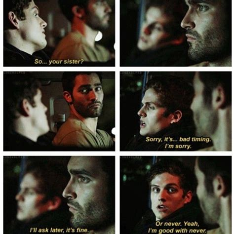 see the funniest moments from teen wolfs season 4 mtv 25 best ideas about funny wolf on pinterest animales