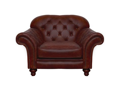 Brown Vintage Leather Sofa by The Crompton Vintage Brown Leather Chesterfield Sofa