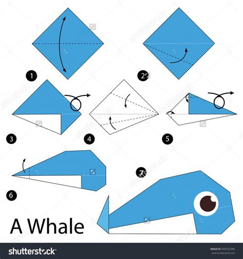 Origami For Children Pdf - origami tutorial origami animals how to fold an easy