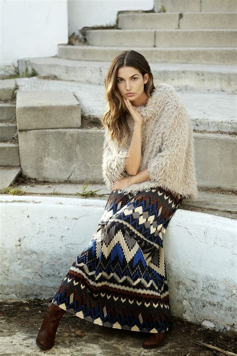 8 Skirts To Fall For by How To Wear A Maxi Skirt For Fall Girlbelieve