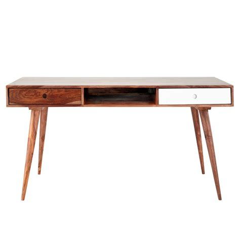 Sheesham Wood Desk by Solid Sheesham Wood Vintage Desk W 150cm Andersen