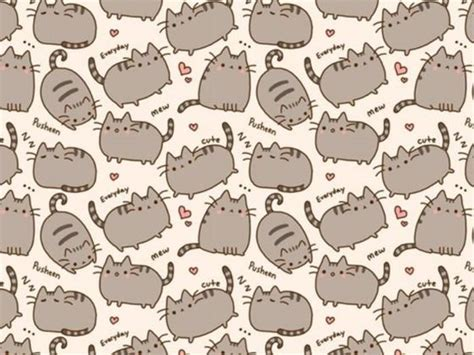 cat pattern wallpaper tumblr which pusheen are you playbuzz