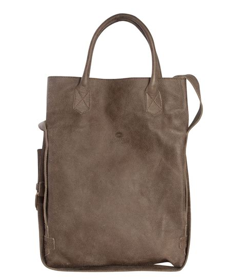 Neeshs 12 Bags Of 20 by Shabbies Bag Medium Tribe Taupe Shabbies The