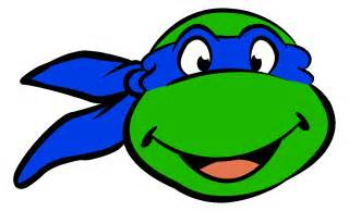 Ninja Turtle Face Template Clipart