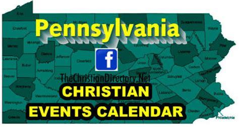 pennsylvania pa christian event listings advertise