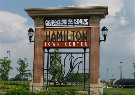 Town Center Mall Gift Card - complete list of stores located at hamilton town center a shopping center in