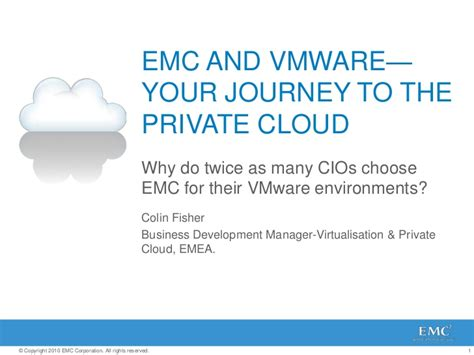 Why Do Many Consider Cloud by Emc And Vmware Your Journey To The Cloud Quot Why Do