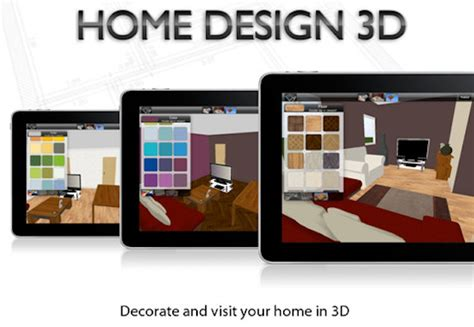 home design 3d ipad import 10 handy iphone apps for home improvement