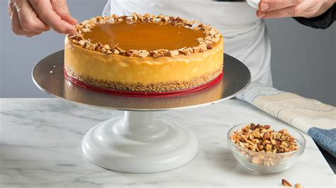Large Creme Brulee by Salted Caramel Flan Cheesecake Today Com