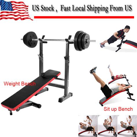set up bench exercises adjustable weight lifting multi function bench fitness