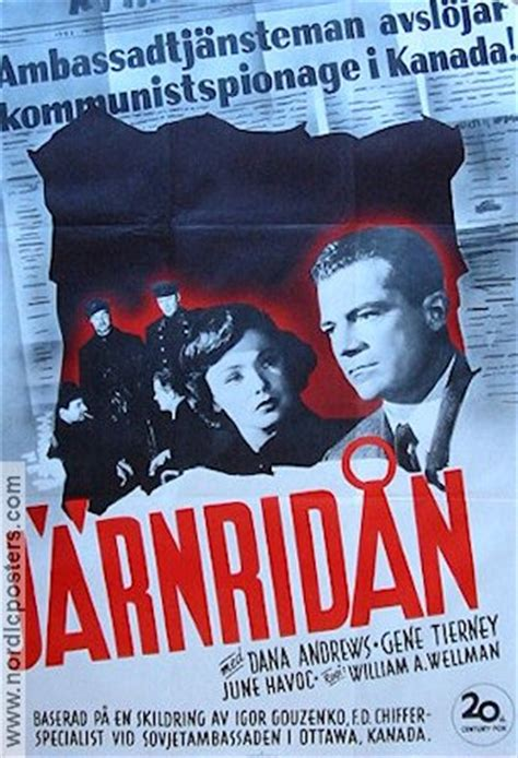 the iron curtain movie the iron curtain poster 1948 dana andrews original