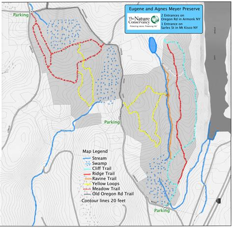 park trail map park trail maps westchester county or nearby the