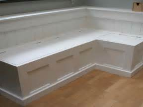 Build Banquette by Planning Ideas Building A Banquette Bench Table