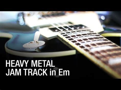 arabic guitar scale backing track backingtrackhq e minor heavy metal backing track for guitar 2018 only