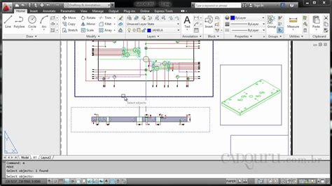 desenhar layout no excel cria 231 227 o das vistas layers no layout curso autocad