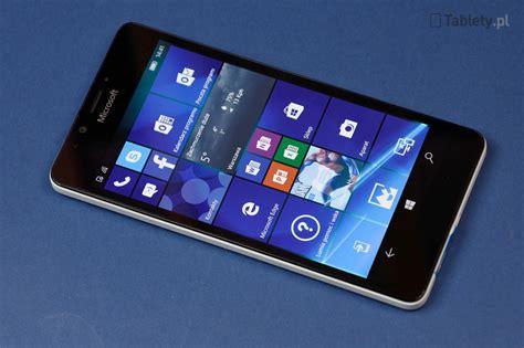 Tablet Microsoft Lumia lumia 950 test i recenzja flagowca microsoftu gt tablety pl