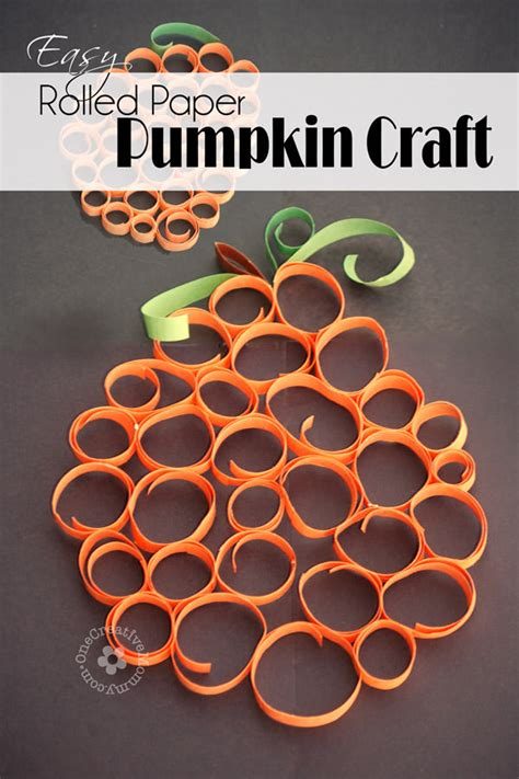 Rolled Paper Crafts - 12 crafts and recipes