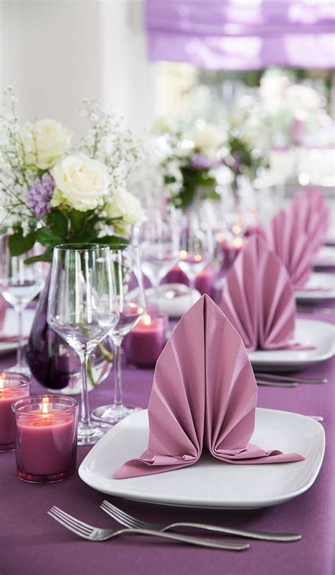 Paper Napkin Folding Ideas For Weddings - 1000 ideas about wedding napkin folding on