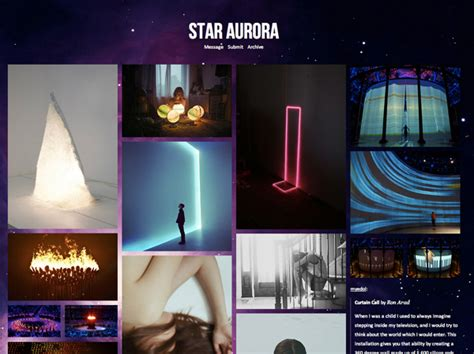 narnia tumblr theme free download 45 free grid based tumblr themes inspirationfeed part 3
