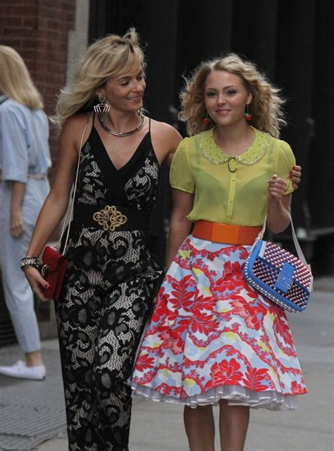 Which Of Carries Three Dresses Do You Like Best by Vote The Carrie Diaries Is Back Which Look Do You Like