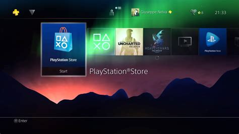 ps4 themes truant pixel ps4 gets awesome aurora borealis and shinjuku bokeh