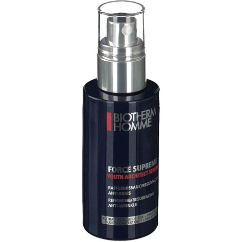 biotherm supreme biotherm homme supreme youth architect serum shop