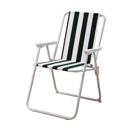 chaise de plage pliante rona