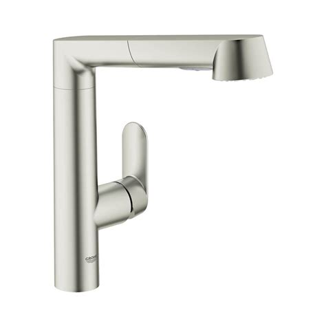 grohe alira kitchen faucet grohe talia kitchen faucet