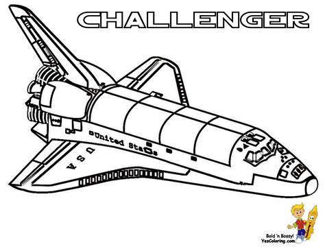 Spaceship Coloring Pages spectacular space shuttle coloring space shuttle free nasa spaceship pics