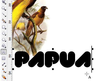 tutorial gambar burung tutorial membuat world cities through letter dengan