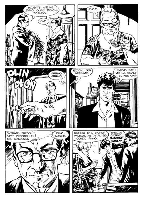 Dylan Dog #307 – La noia della porta accanto – Shelidon