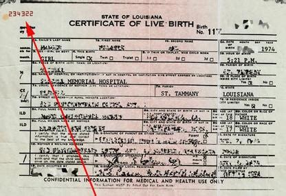 full birth certificate reference number how your birth certificate is traded on the stock exchange