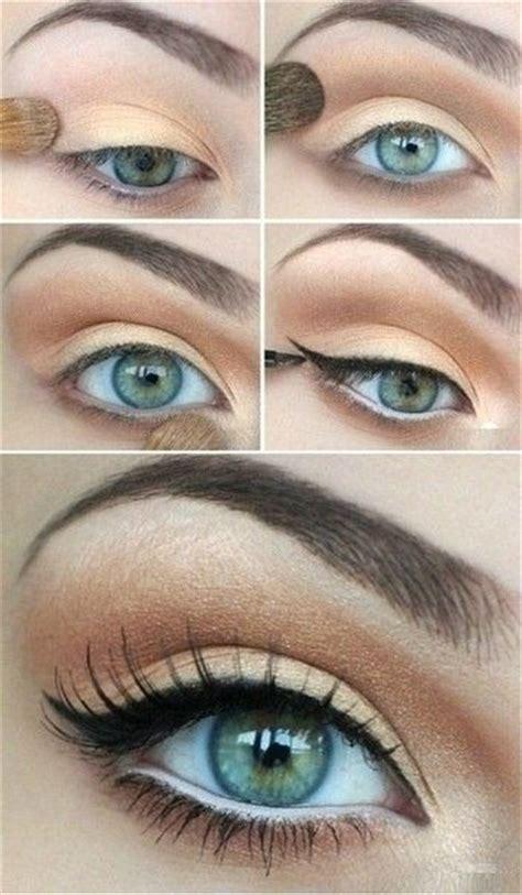 foto tutorial makeup natural foto pilih eyeshadow matte untuk kesan lebih alami