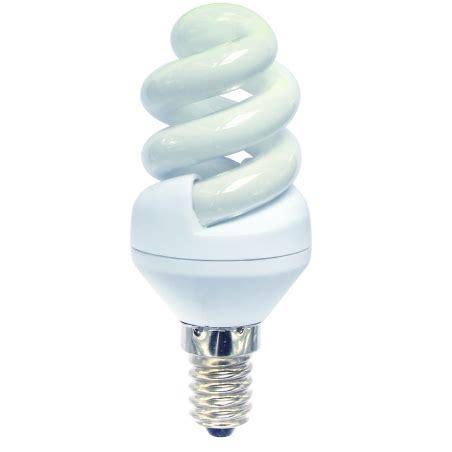 low energy light bulbs bell bell cfl mini spiral low energy ses e14 warm white