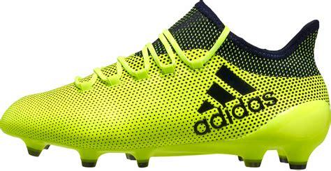 adidas x 17 1 adidas x 17 1 fg solar yellow legend ink