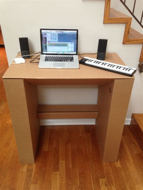 12 best cardboard standing desk images on